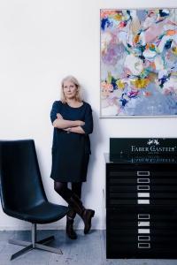 Künstlerin Petra Amtsberg Hoffmann