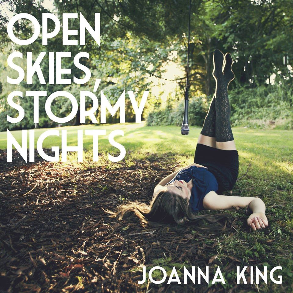 Joanna King - Open Skies Stormy Nights